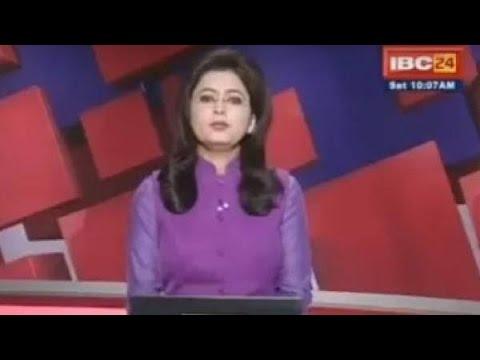 Presentadora india descubre en vivo que su esposo ha fallecido en un accidente