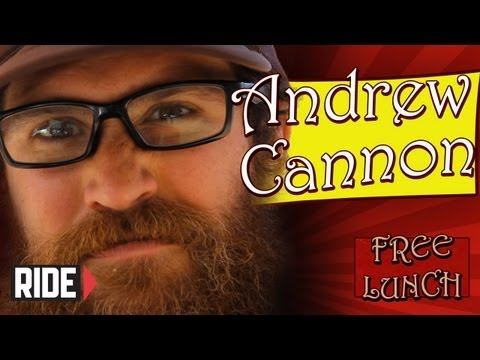 Andrew Cannon - Bam Margera, The Friendly Forrest, and More on Free Lunch!