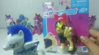 Đồ chơi Pony Bé Nhỏ - Búp bê Songbirds Serenade - My Little Pony The Movie Toys !!! MY KINGDOM