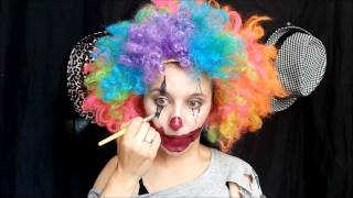 KATİL PALYAÇO | KILLER CLOWN MAKEUP