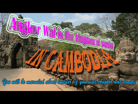 Cambodia tourism angkor wat location | cambodia tourist attractions angkor wat 2016