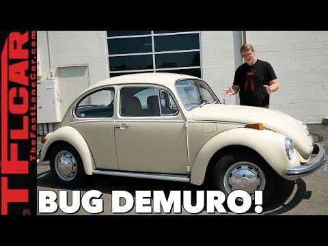 Here's Why VW Sold Over 21 Million Beetles - Bug Demuro Beetle Diaries Ep.9