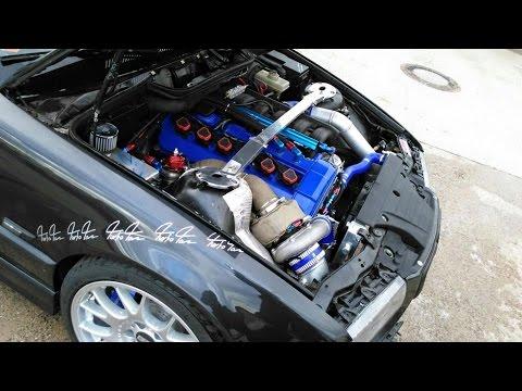 E36 Coupe M50b25nv with Garrett GT3582R HF First Run; Turbo Tom performance
