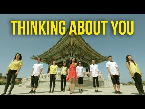 Thinking About You [Candy Musik REMIX] ft. Olivia Thai | Official Music Video