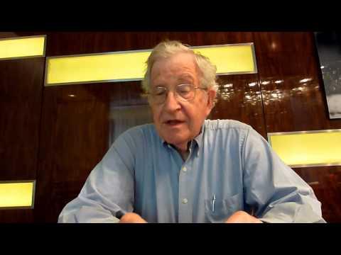 Noam Chomsky - Gaza's Ark