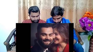 Pakistani React To IVirat Kohli & Anushka Sharma I TJR