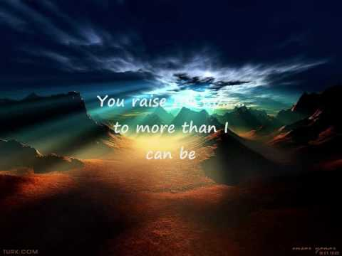 You Raise Me Up (with lyrics) - Selah