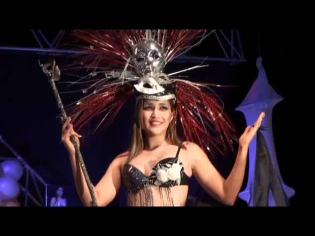 Presentacion y Coronacion Fiestas de La Reina,Chalatenango 2012