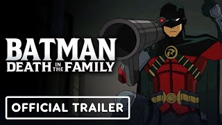 DC Showcase's Batman: Death in the Family - Exclusive Official Trailer (2020) Interactive Movie