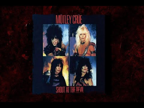 Motley Crue - shout at the devil3