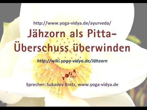 Jähzorn als Pitta-Überschuss überwinden - Praktische Psychologie