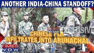 China provokes India again, Chinese troops spotted at Arunachal Pradesh