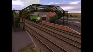 Thomas Trainz Music Video - Never Never Never Give Up