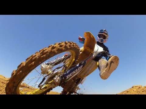 GoPro HD: James Stewart 2012 Lucas Oil AMA Pro Motocross - Hangtown Teaser