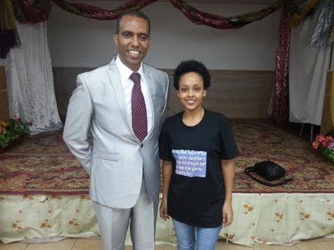 Yonas Haile   Kiwegih'yu Leyti  Ft Saron Brhane...new Eritrea Mezmur 2013 video