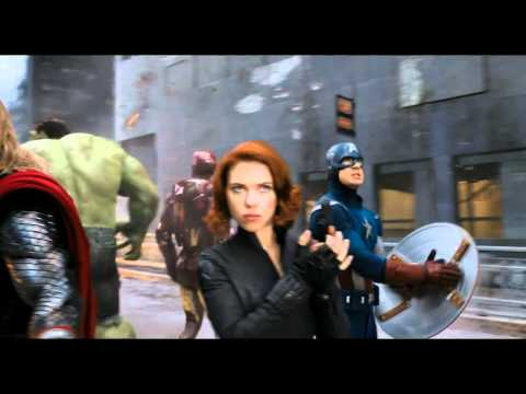 Marvel's The Avengers Video and Music Remix by joyangelprayer