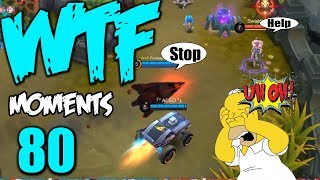 Mobile Legends WTF   Funny Moments Episode 80