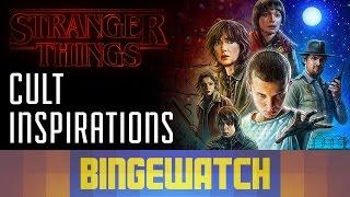 Stranger Things' Sci-fi Inspirations