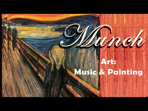 Art: Music & Painting - Munch