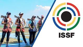 Skeet Women Final - 2016 ISSF World Cup in all events in Rio de Janeiro (BRA)