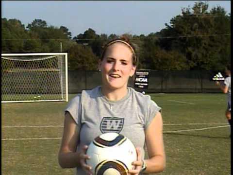 Wingate Women's Soccer - Crossbar Challenge 2010