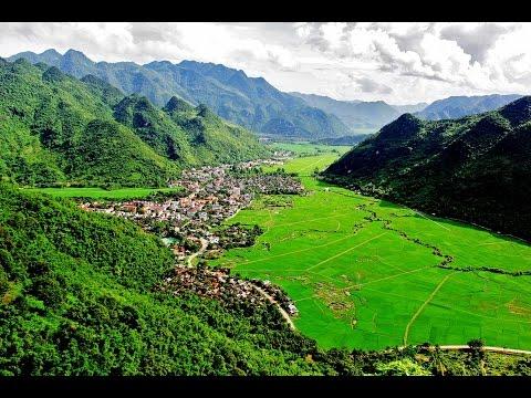 Tour through Mai Chau Valley, Vietnam
