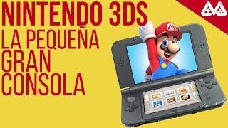 La historia de Nintendo 3DS | La pequeña gran consola