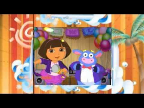 Dora Rocks - Full Sing-a-Long Party Songs + Lyrics + FREE MP3