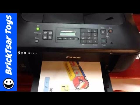 Canon Pixma MX452 Wireless Color Printer.Copier Scanner. FAX