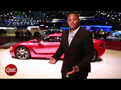 Car Tech - Quant's nanoFlowcell technology offers a clean alternative