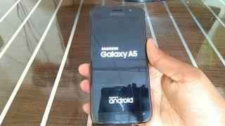 Samsung Galaxy A5 (2017) - Hard Reset