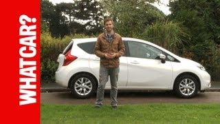 2013 Nissan Note review - What Car?