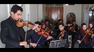 VIVALDI Violin Concerto in A minor Mov. 1