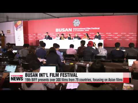 Asia′s largest film festival BIFF in full swing this weekend   아시아 영화의 창, 부산국제영화