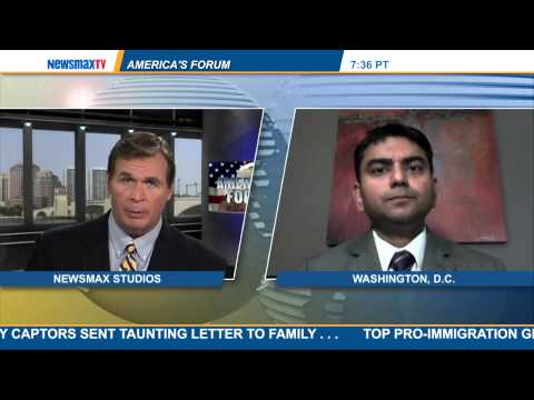 America's Forum | Dr. Sanjay Jain talks about the Americans with Ebola