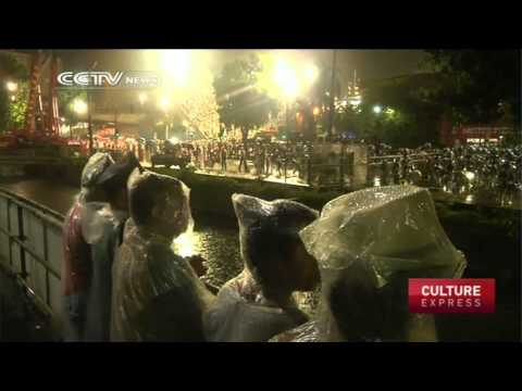 Rio de Janeiro's carnival: wetter, but still wild
