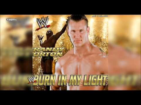 WWE: Burn In My Light (Randy Orton) Custom Edit Theme Song +...