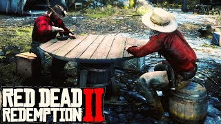 Bill Williamson Tell Micah Bell His Real First Name? - Red Dead Redemption 2