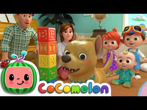 Bingo | CoCoMelon Nursery Rhymes & Kids Songs