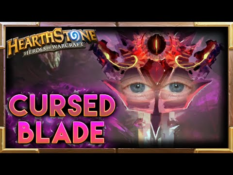 Hearthstone   Cursed Blade Moments