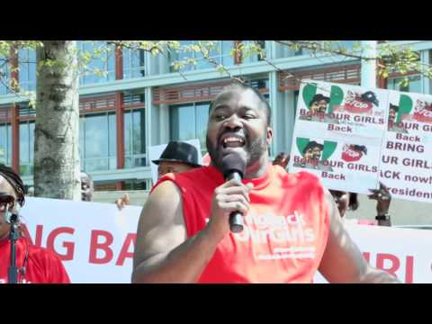 #BringBackOurGirls protest comes to D.C.