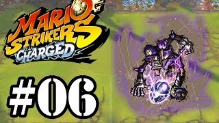 Let's Play : Mario Strikers Charged - Parte 6