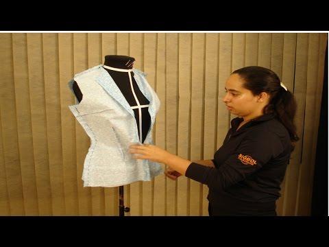 Clique e veja o vídeo Curso Confecção de Blusas
