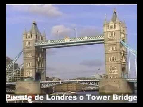 letra de cancion london bridge en espanol: