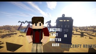 Doctor Lost | Minecraft Anubis Trailer. Roleplay Projekt