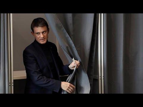 Primaries begin in France to choose Socialist presidential candidate