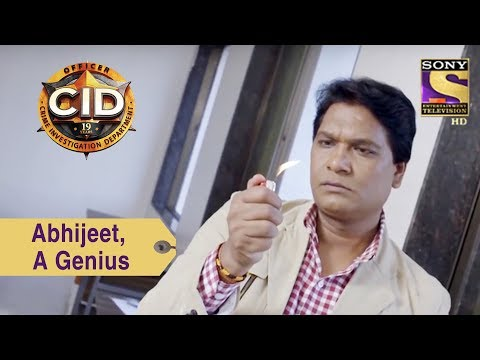 Your Favorite Character | Abhijeet, A Genius | CID thumbnail