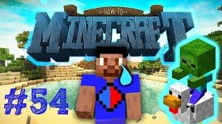 Minecraft SMP: HOW TO MINECRAFT #54 'RIP NATI!' with Vikkstar