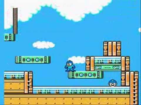 Misc Computer Games - Megaman 5 - Gyro Man