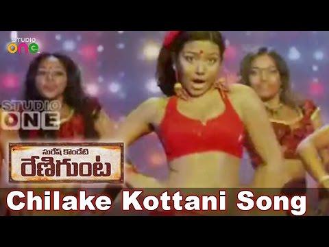 Renigunta Movie Video Songs - Chilake Kottani Pandu Song |  Johnny | Sanusha video